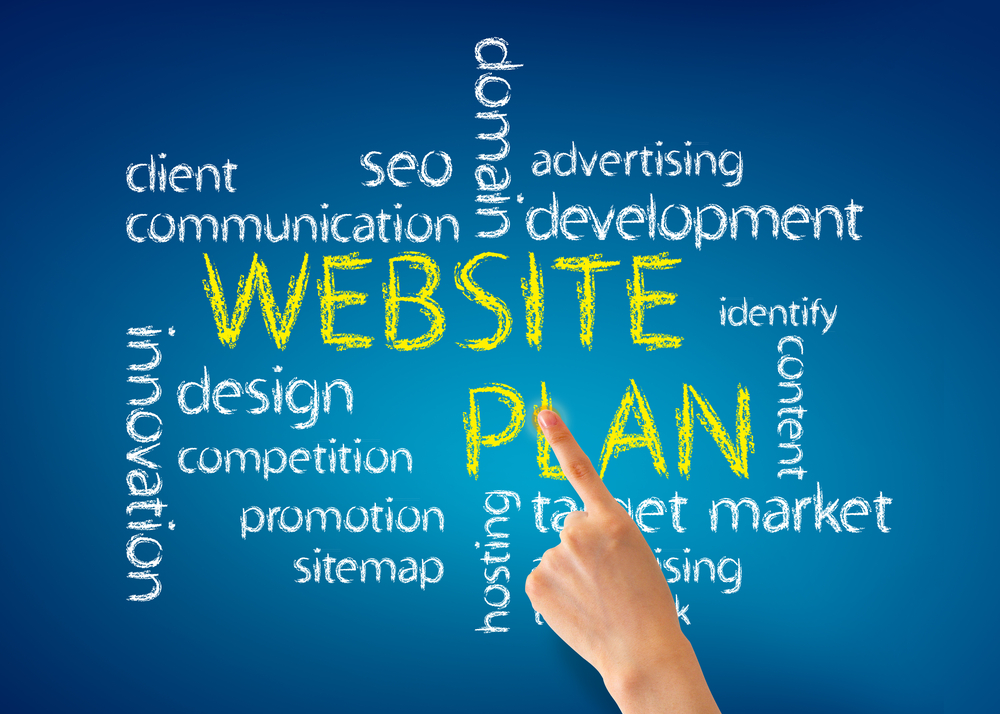 Web development web design services web developer tools for How to plan a website