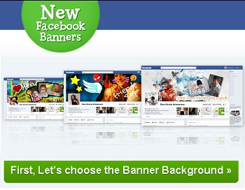 10 Online Tools to Create Facebook Timeline Covers -